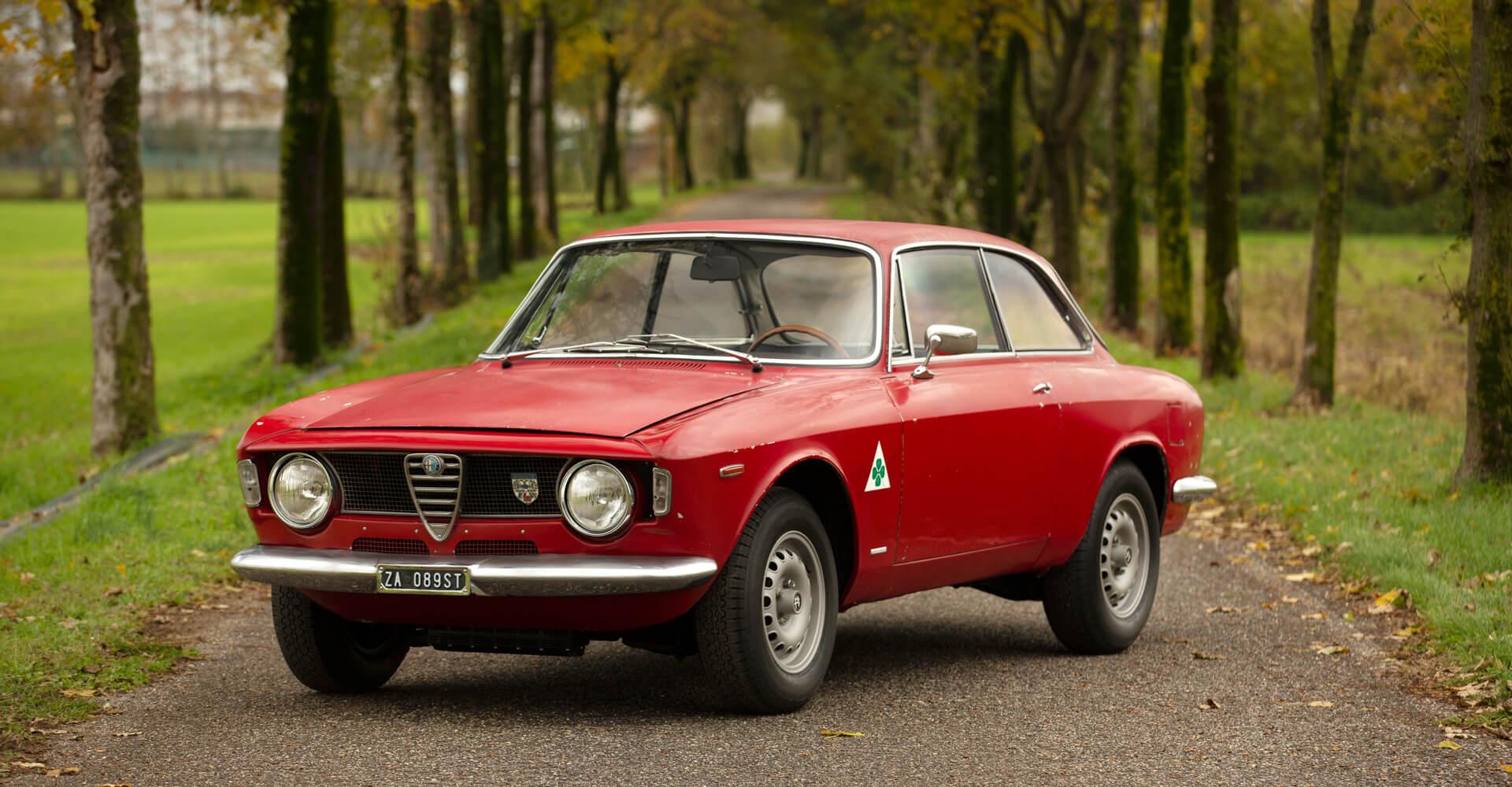 Alfa Romeo Giulia GTA Sprint