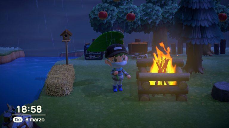 Animal Crossing New Horizons copertina