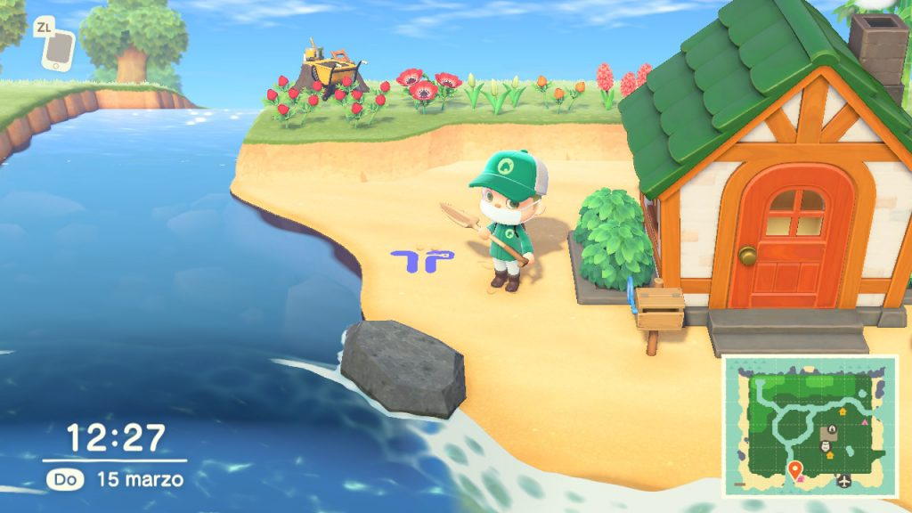 Animal Crossing TP logo