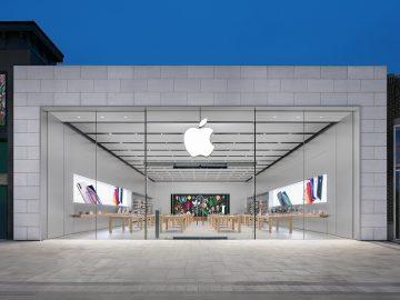 Apple donazione Protezione Civile