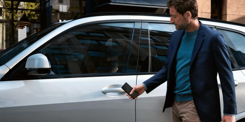 Apri la tua auto con un iPhone thumbnail