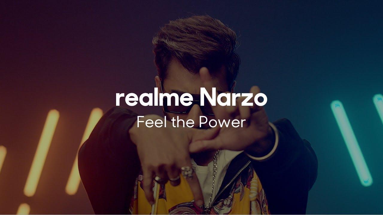 Realme Narzo: la nuova serie di smartphone sarà presto sul mercato globale thumbnail