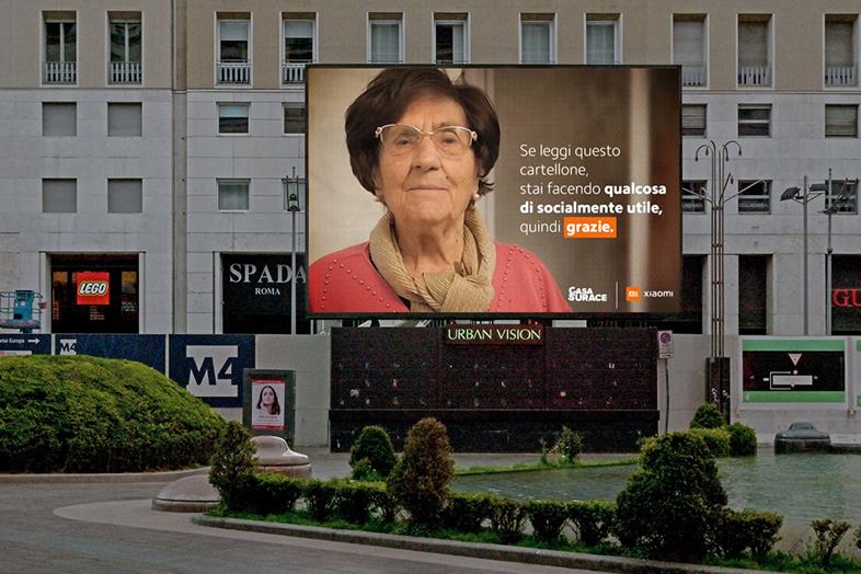 Nonna Rosetta resta a casa, e ci ringrazia thumbnail