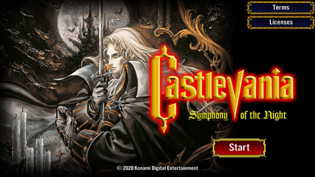 Castlevania: Symphony of the Night disponibile ora su smartphone thumbnail