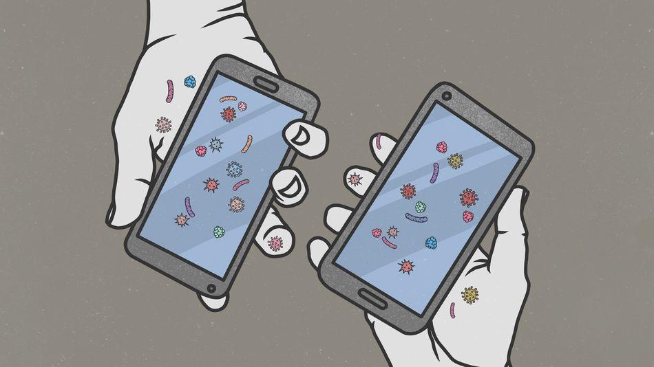 Coronavirus e Smartphone: igienizza il tuo telefonino thumbnail