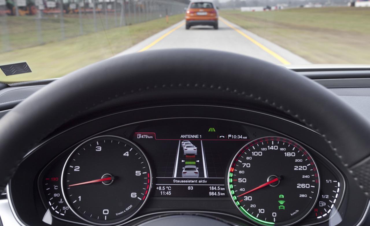 Cruise Control Adattivo Audi