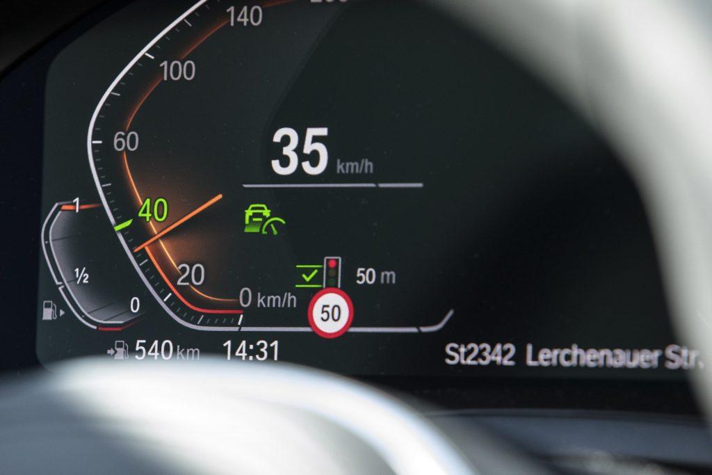 Cruise Control Adattivo BMW