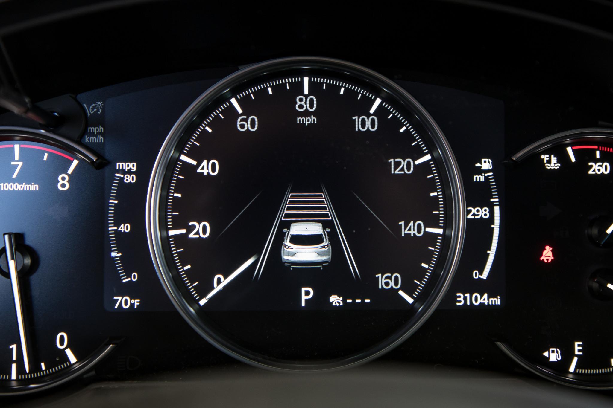 Cruise Control Adattivo Mazda CX-9