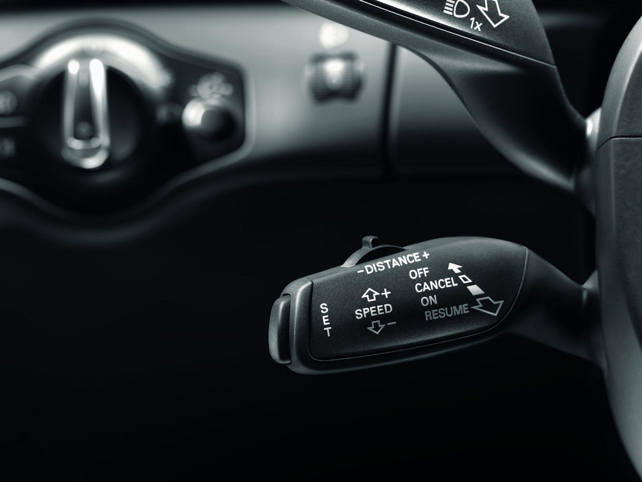Cruise Control Adattivo satellite Audi