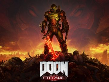 DOOM Eternal trailer di lancio