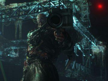 Demo-Resident-Evil-3-Tech-Princess