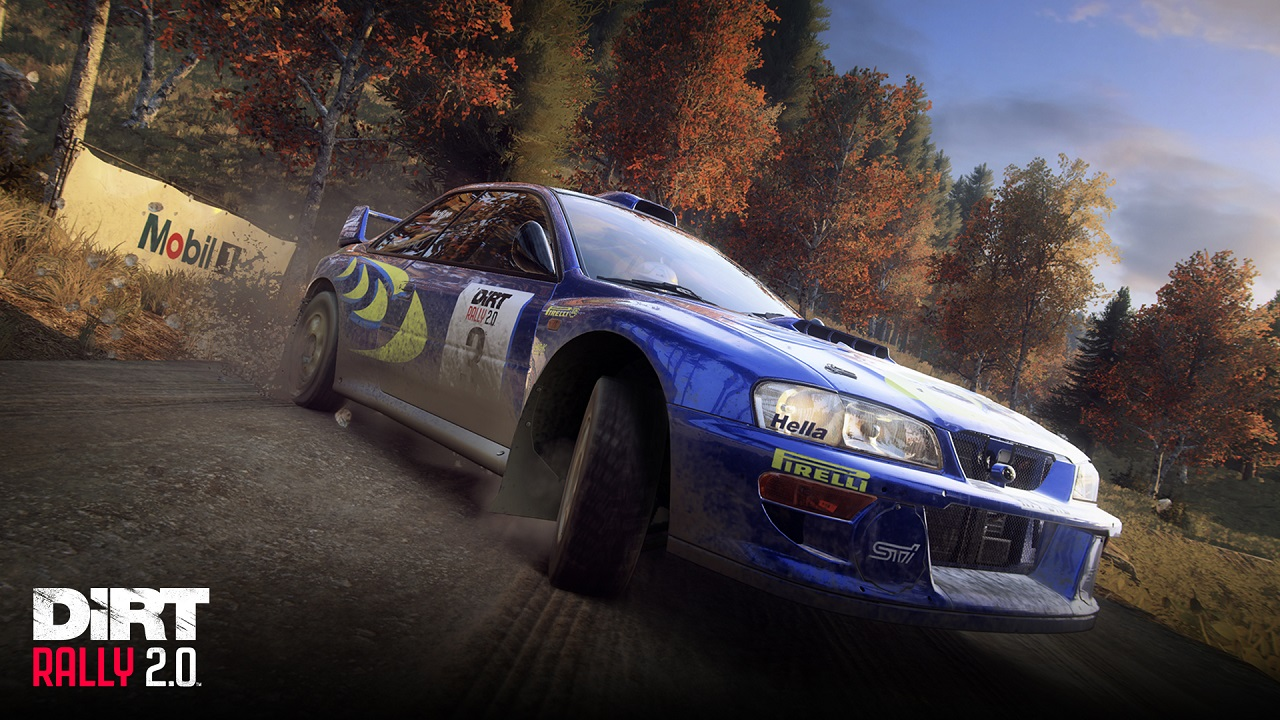 DiRT Rally 2.0: in arrivo l'edizione Game of the Year thumbnail