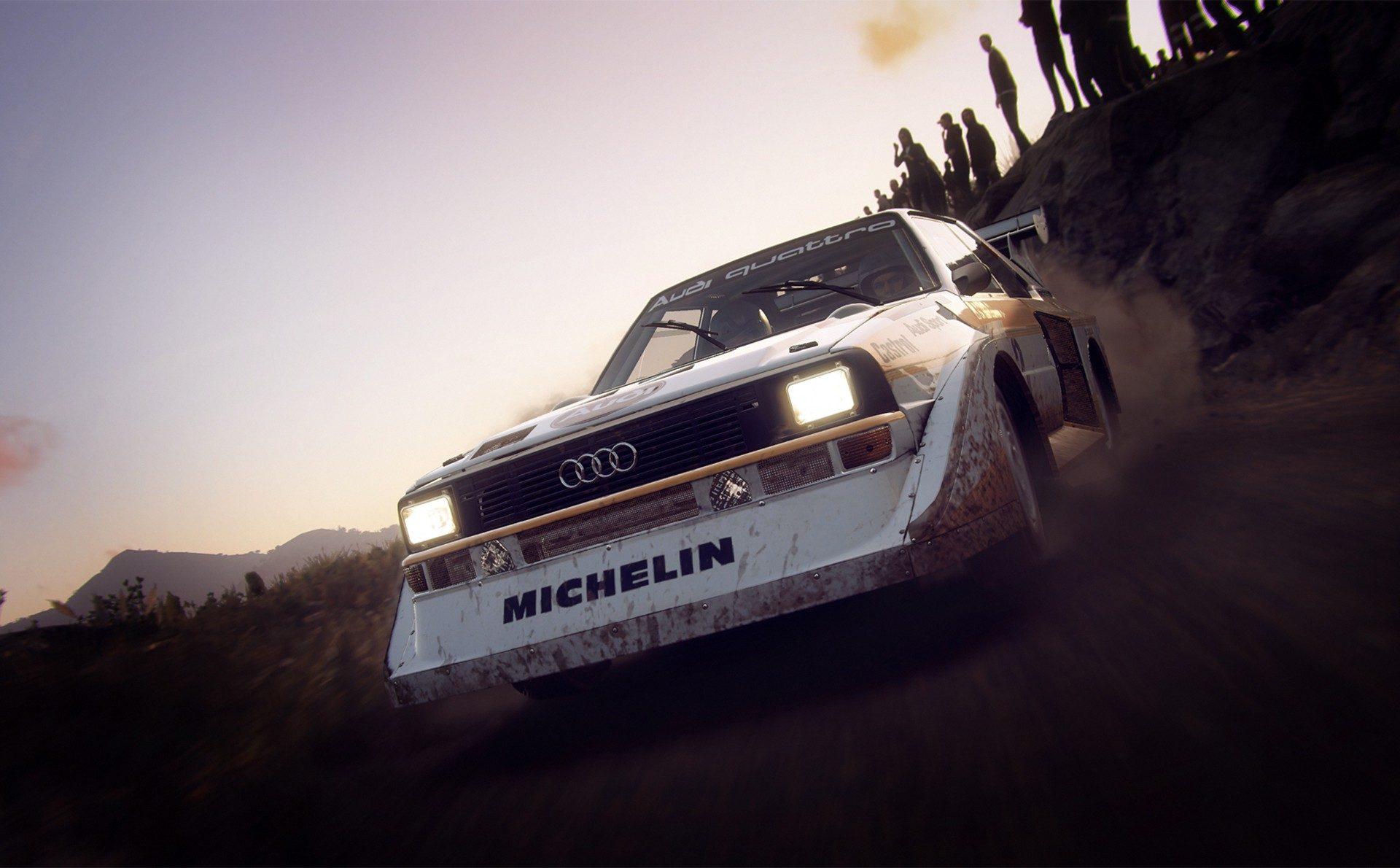 Dirt Rally 2.0 Audi quattro