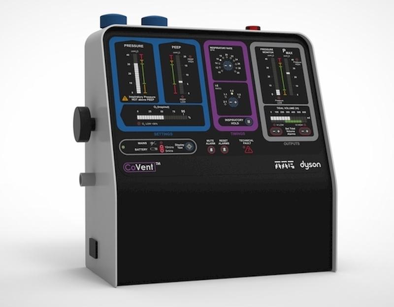 Dyson ventilatore CoVent 2