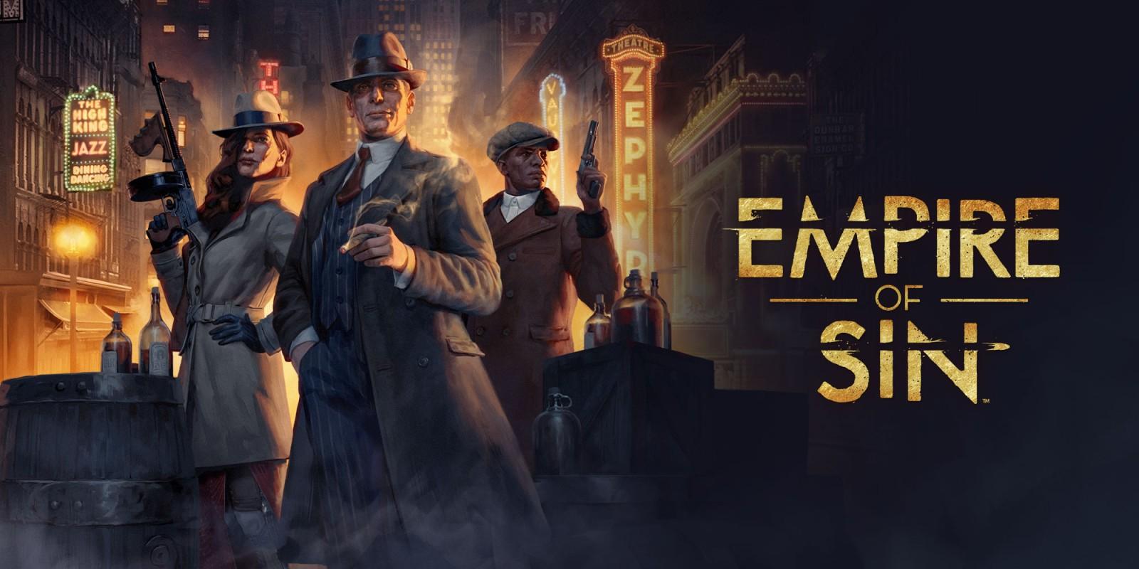 Empire of Sin avrà una versione fisica grazie a Koch Media thumbnail