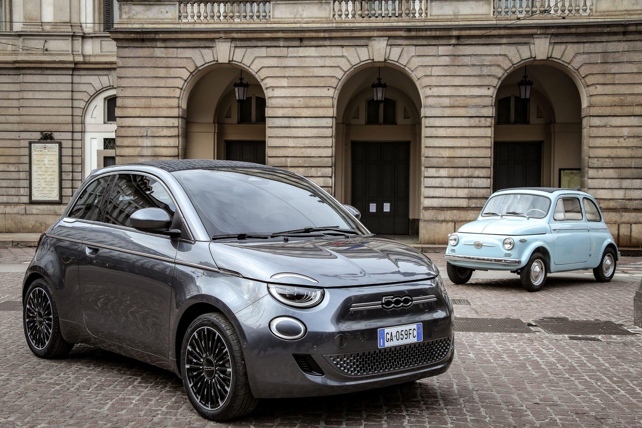 FIAT 500 Elettrica, il tutto per tutto della Casa torinese thumbnail
