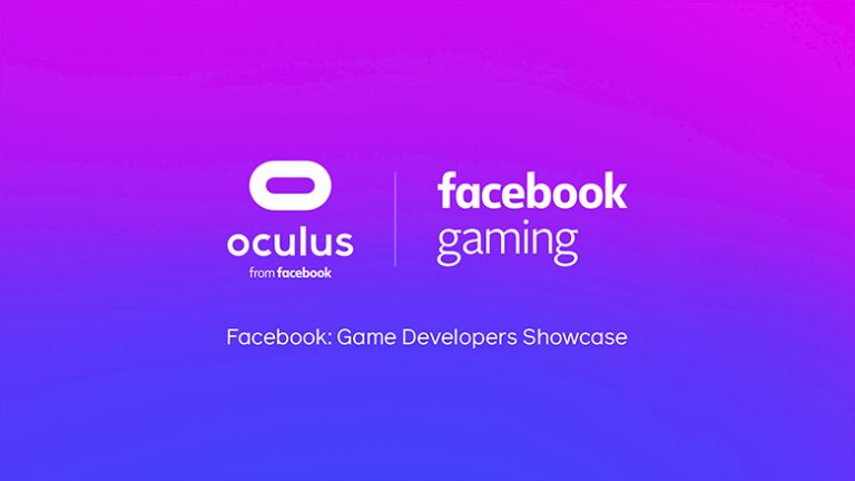 Facebook Game Developer Showcase 2020 copertina