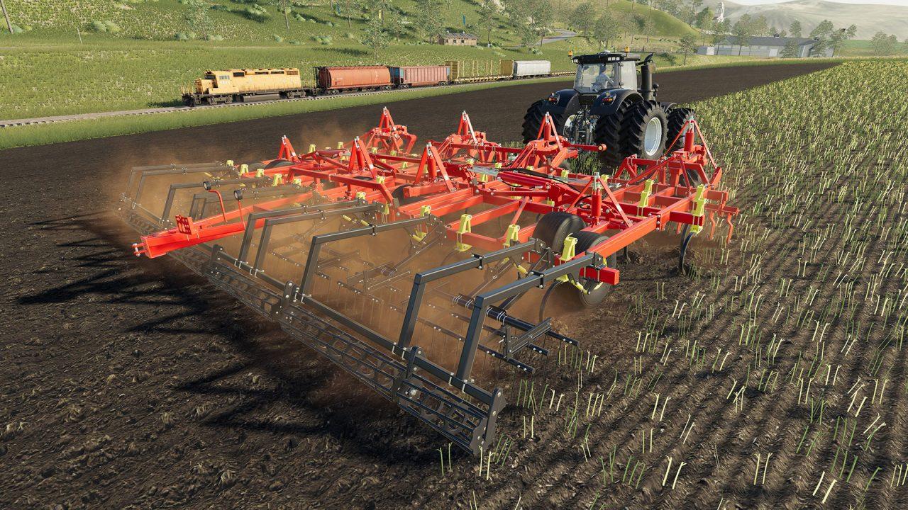 Farming Simulator 19: arriva la nuova espansione Bourgault thumbnail