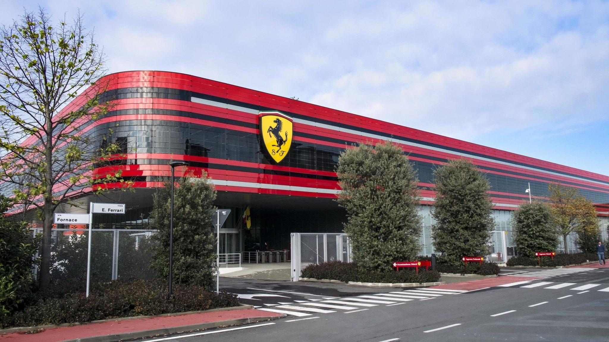 Ferrari pronta a produrre respiratori in tempi record per l'emergenza Coronavirus thumbnail