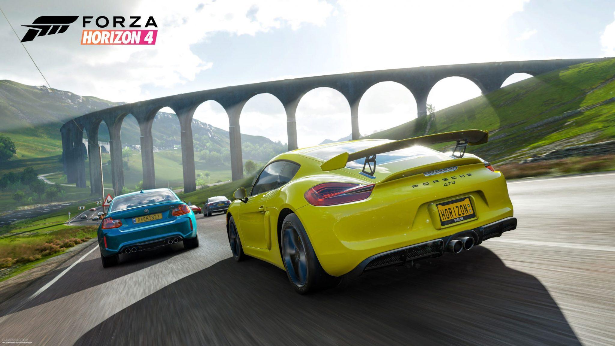 Forza Horizon 4 Simulatori di guida 2