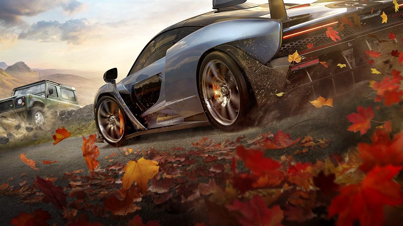 Forza Horizon 4 Simulatori di guida