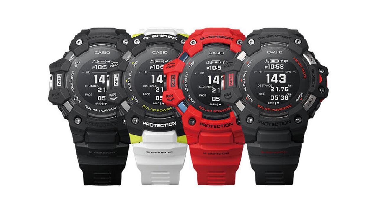 G-Shock GBD-H1000, l'orologio con cardiofrequenzimetro e GPS thumbnail