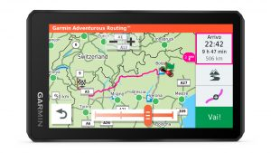 Garmin adventurous routing