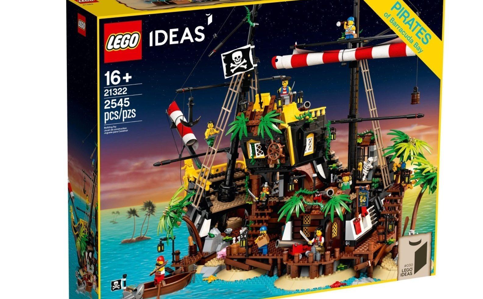 LEGO set pirati: torna il galeone degli anni '90 thumbnail