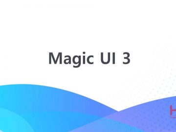 HONOR Magic UI 3.0