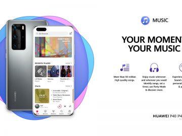 Huawei Music gratis
