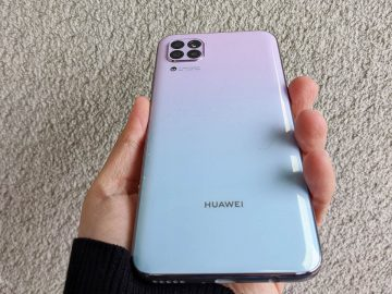 Huawei P40 recensione