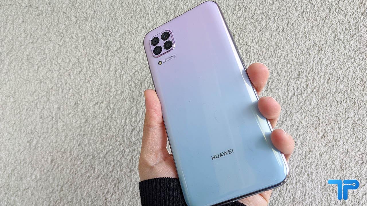 Huawei P40 recensione design