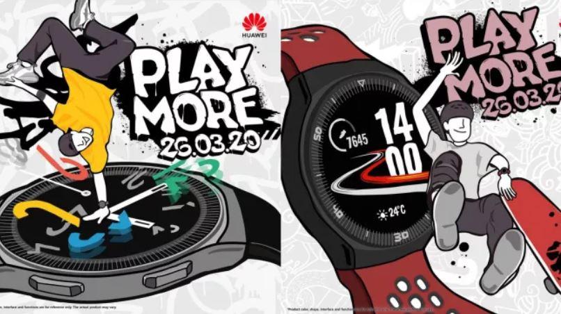 Huawei Watch GT 2e verrà mostrato presto al pubblico thumbnail