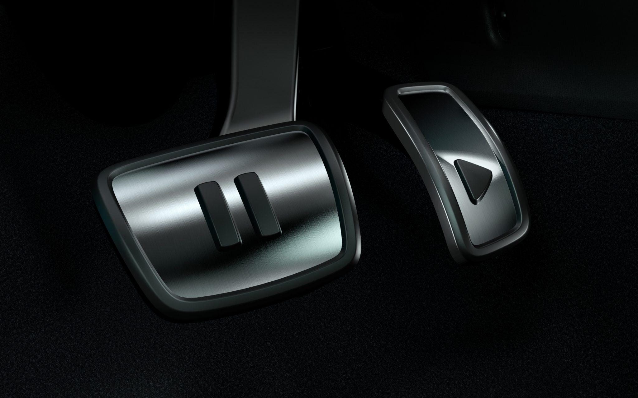 Volkswagen ID.3 pedali