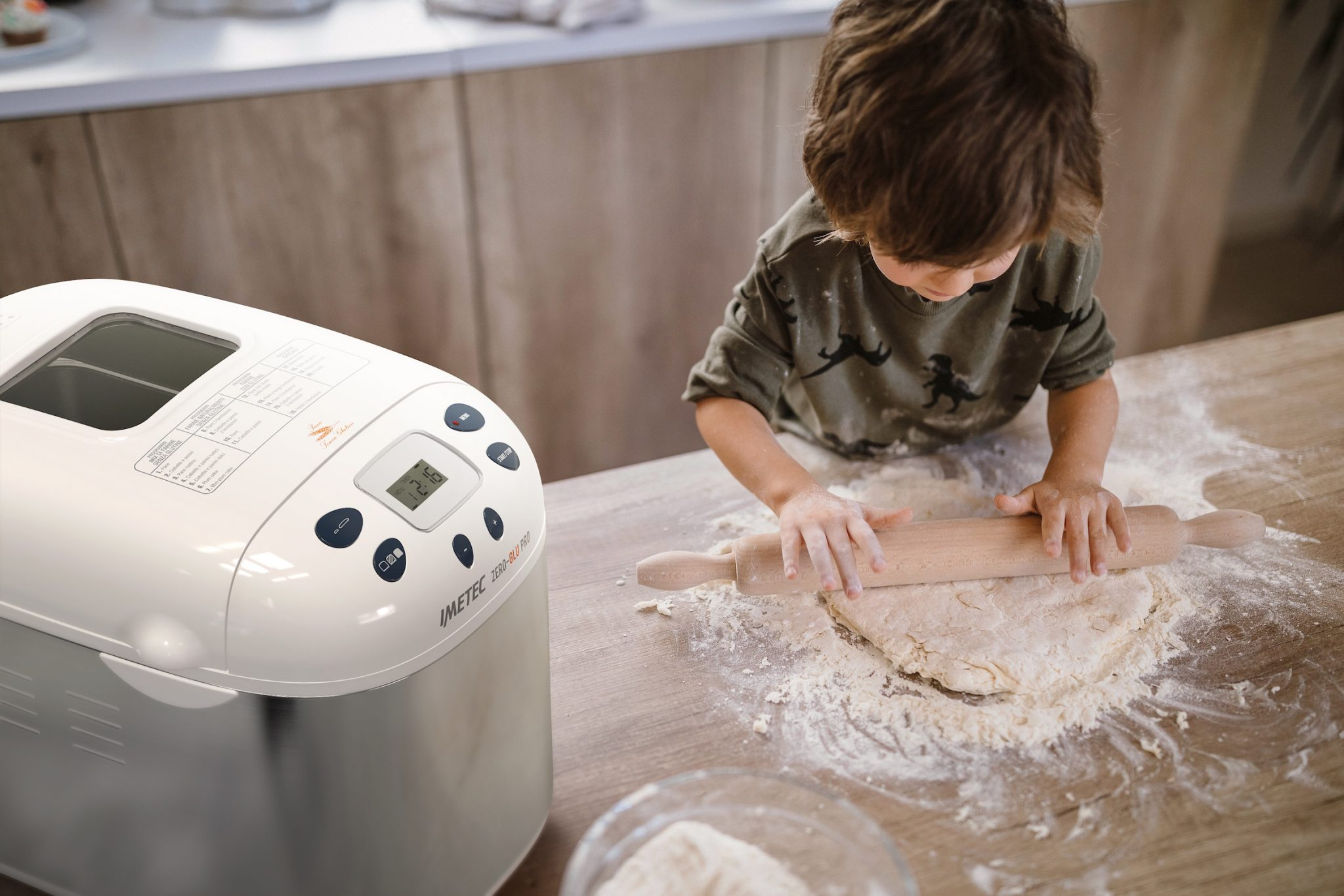 Il pane è gluten-free con Imetec Zero-Glu thumbnail