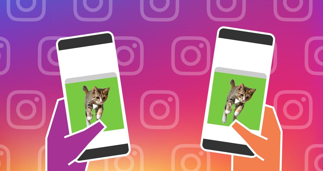 Instagram lancia Co-Watching, un nuovo modo di effettuare videochiamate thumbnail