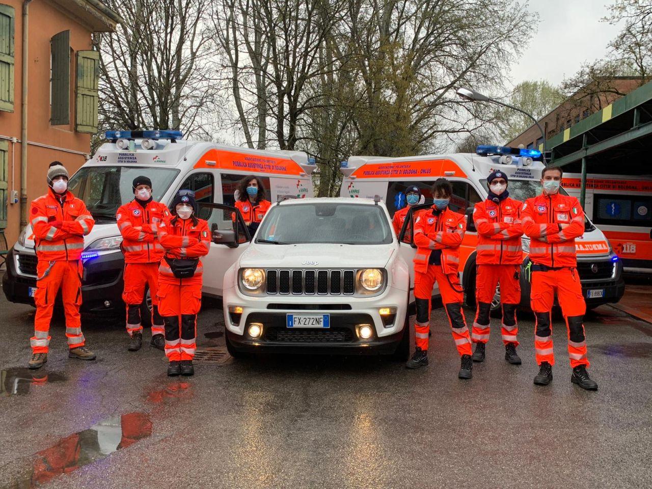 Leasys mette a disposizione 130 auto per i volontari ANPAS thumbnail