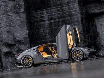 Koenigsegg Gemera copertina1