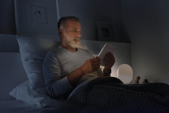 come ridurre stress e dormire coi libri kobo