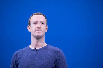 Mark Zuckerberg Trump post dipendenti Facebook