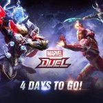 Marvel Duel carte
