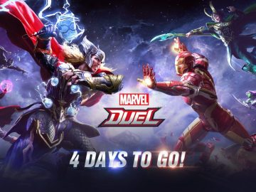 Marvel Duel carte