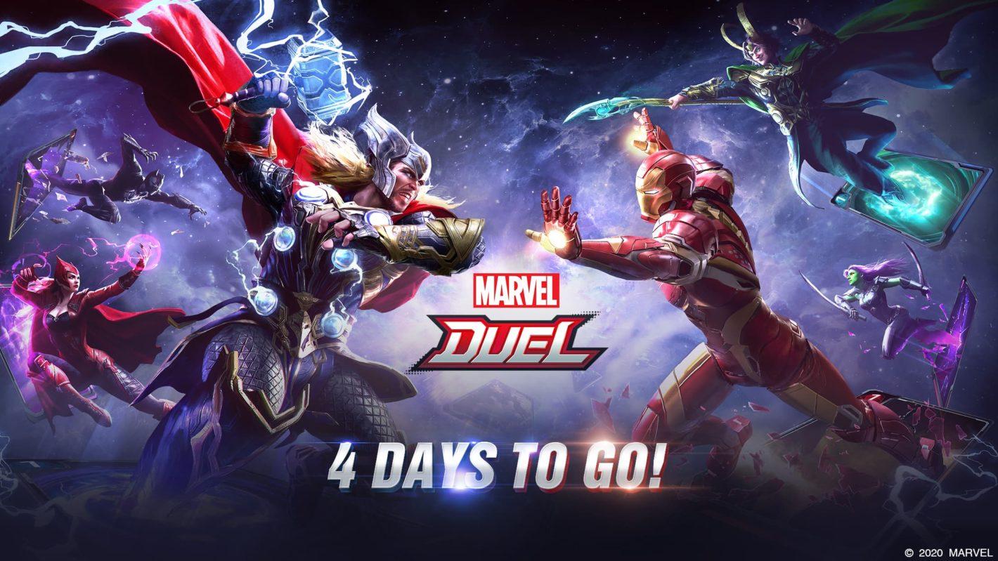 Marvel Duel: in arrivo il videogioco di carte collezionabili dei supereroi thumbnail