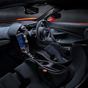 McLaren 765LT interni