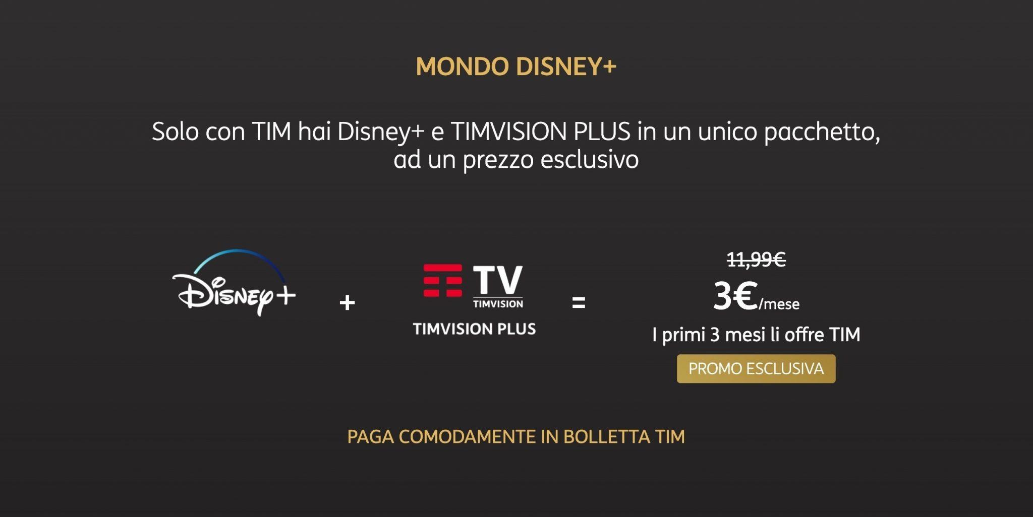 Mondo Disney Plus