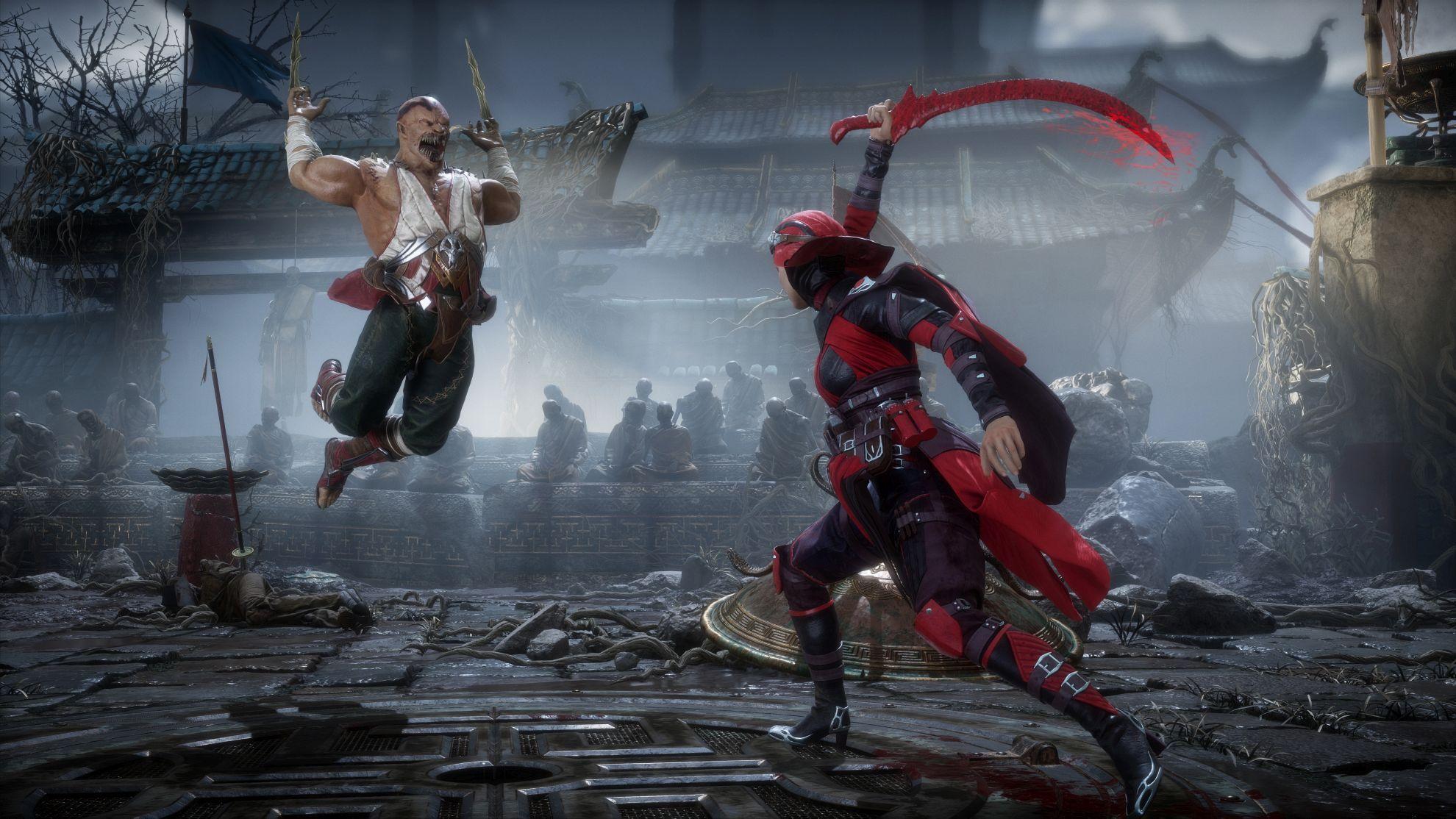 Mortal Kombat 11 festeggia a San Patrizio con un evento gratuito in-game thumbnail