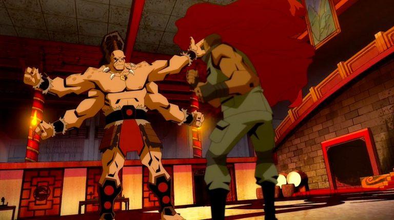 Mortal Kombat SCORPION'S REVENGE