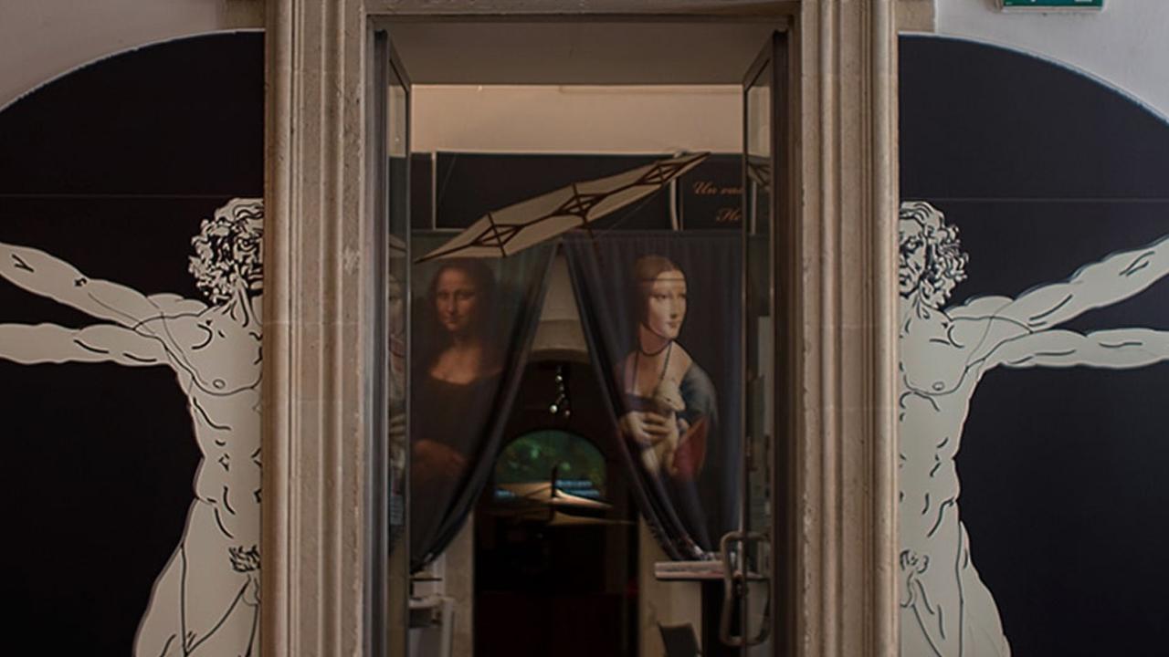 Storie a porte chiuse, Museo a porte (virtuali) aperte thumbnail