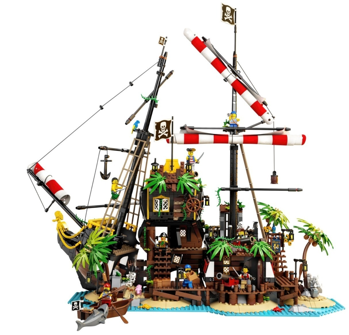 Nave Lego Pirati