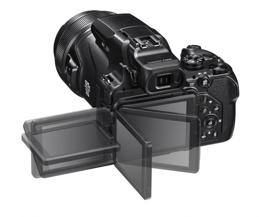 Nikon Coolpix P1000 visione totale